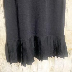 St. John Dresses - St. John | Pleated Bottom Dress